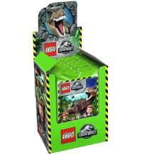 Blue Ocean-LEGO Jurassic-World-sammelsticker-tutti 2 BLISTER