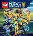 LEGO Nexo Knights Trading Cards