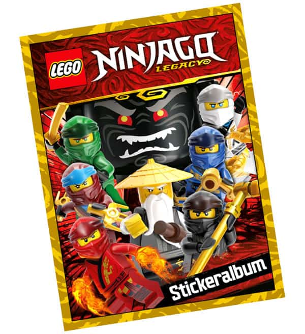 Legacy LEGO Ninjago Sticker 74