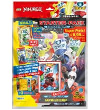Starterpack Lego Ninjago™ Serie 5 Next Level Trading Card Game 10 Booster
