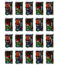 Lego Ninjago Serie 3 Trading Cards - 20 Packets