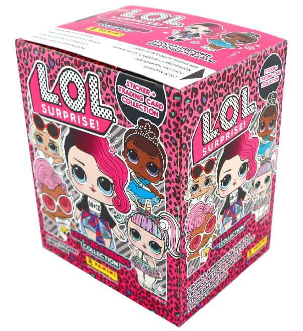 Panini L.O.L Surprise 2 Let/'s be friends Sticker 116