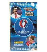 Panini Adrenalyn XL EURO 2016 Booster With 6 Cards