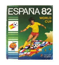 Panini Album Espana 82 - Complete With All Stickers