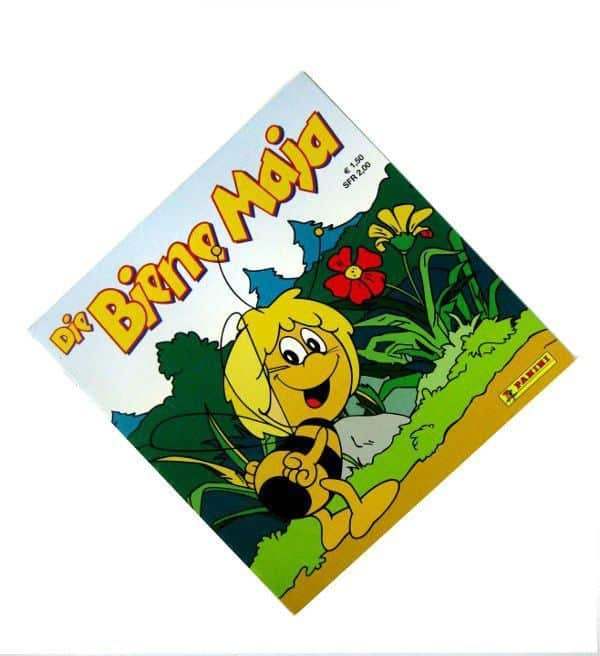 Panini Maya The Bee Album