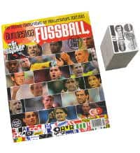 Panini Fussball 2002-2003 Set - All Stickers + Album