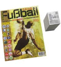 Panini Fussball 2004-2005 Set - All Stickers + Album