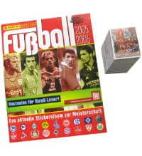 Panini Fussball 2005-2006 Set - All Stickers + Album