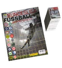 Panini Fussball 2006-2007 Set - All Stickers + Album
