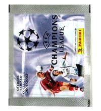 Panini Champions League 2001-2002 Packet With Stickers