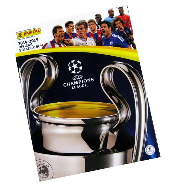 Panini Champions League 2014-2015 Album
