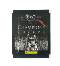 Panini Champions of Europe - Packet With 5 Stickers