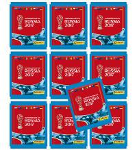 Panini Confederations Cup 2017 Stickers - 10 Packets