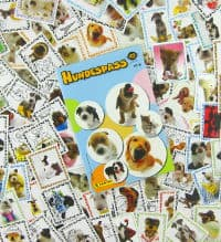 Panini Cool for dogs - Complete Set + Album