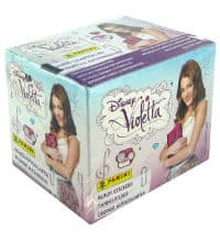 Panini Violetta Stickers - Box With 50 Packets