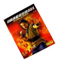 Panini Dragonball Evolution - Album