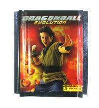 Panini Dragonball Evolution - Packet With 5 Stickers