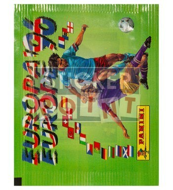 Panini Euro 96 - EC 1996 Packet Front
