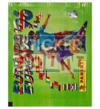 Panini Euro 96 - Packet With 5 Stickers