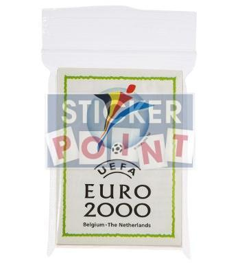 Panini EURO 2000 All Stickers Bag 1 Front