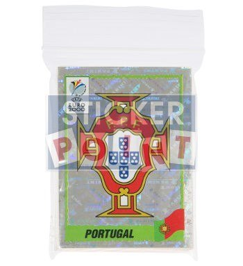 Panini EURO 2000 All Stickers Bag 2 Front