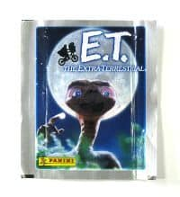Panini E.T. The Extra-Terrestrial - Packet With 5 Stickers