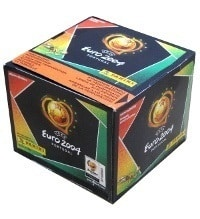 Panini Euro 2004 Display - Box With 50 Packets