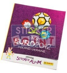 Panini EURO 2012 Stickeralbum International