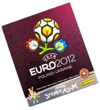 Panini Euro 2012 Album - Switzerland Platinum Edition