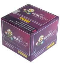 Panini EURO 2012 Box USA Canada 50 Packets