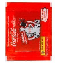 Panini Euro 2012 Coca Cola Promo-Packet Special Stickers A-F