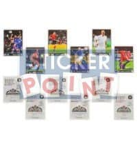 Panini EURO 2012 Special Stickers A-F