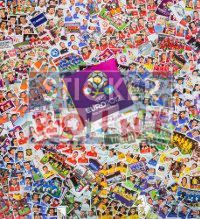 Panini Euro 2012 International Version - Sticker + Album