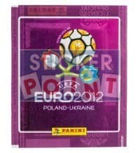 Panini EURO 2012 Packet Purple International