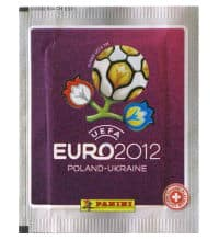 Panini Euro 2012 Packet - Platinum Edition