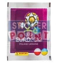 Panini EURO 2012 Packet Poland Ukraine