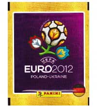 Panini EURO 2012 Packet - German Version