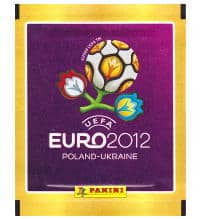 Panini EURO 2012 Packet - International Version