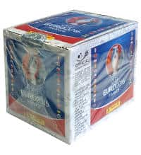 Panini EURO 2016 Box with 50 Packets