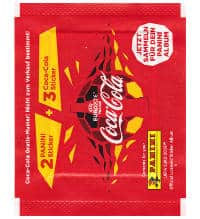 Panini EURO 2016 Coca-Cola Packet Germany