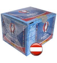 Panini EURO 2016 Austrian Box With 100 Packets