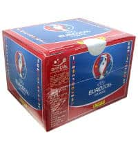 Panini EURO 2016 Red Box with 100 Packets