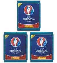 Panini EURO 2016 Lidl Packets Set