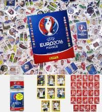 Panini EURO 2016 Mega Set incl. Special Stickers + Update