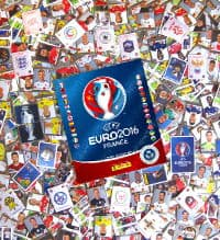 Panini EURO 2016 Star Edition - all 680 Stickers + Album