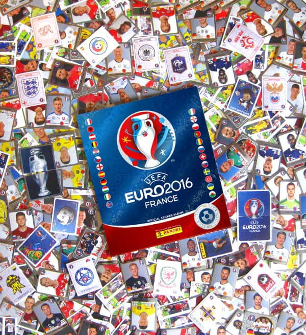 Panini EURO 2016 Star Edition - all 680 Stickers + Album 33ac4a6e5c2f6