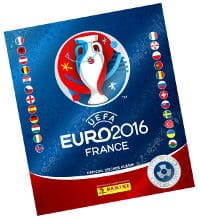 Panini EURO 2016 Sticker Album Star Edition