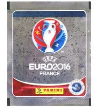 Panini EURO 2016 Sticker Packet Star Edition