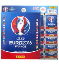 Panini EURO 2016 Starter Set - Album + 10 Packets