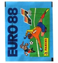 Panini Euro 88 Packet - Original EC 1988